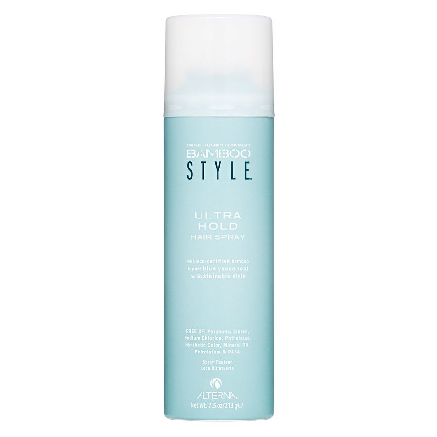 Alterna Bamboo Style Ultra Hold Hair Spray 250ml