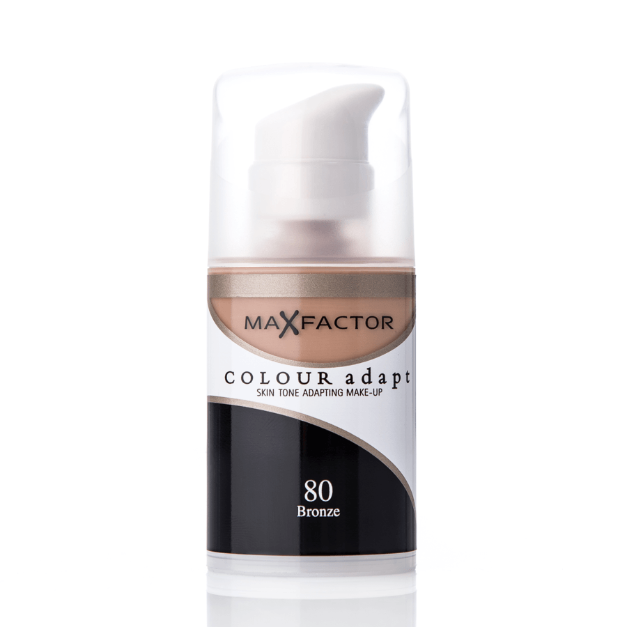 Max Factor Colour Adapt Foundation 80 Bronze 34ml