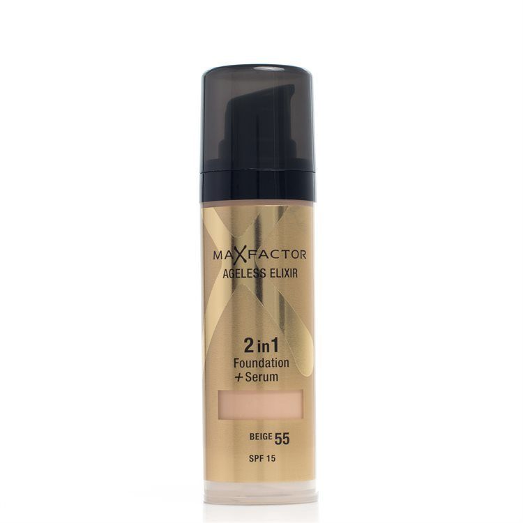 Max Factor Angeless Elixir 2-in-1 Foundation + Serum Beige