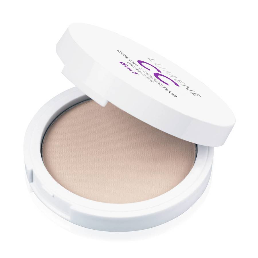 Lumene CC Color Correcting Powder Medium/Deep 10g