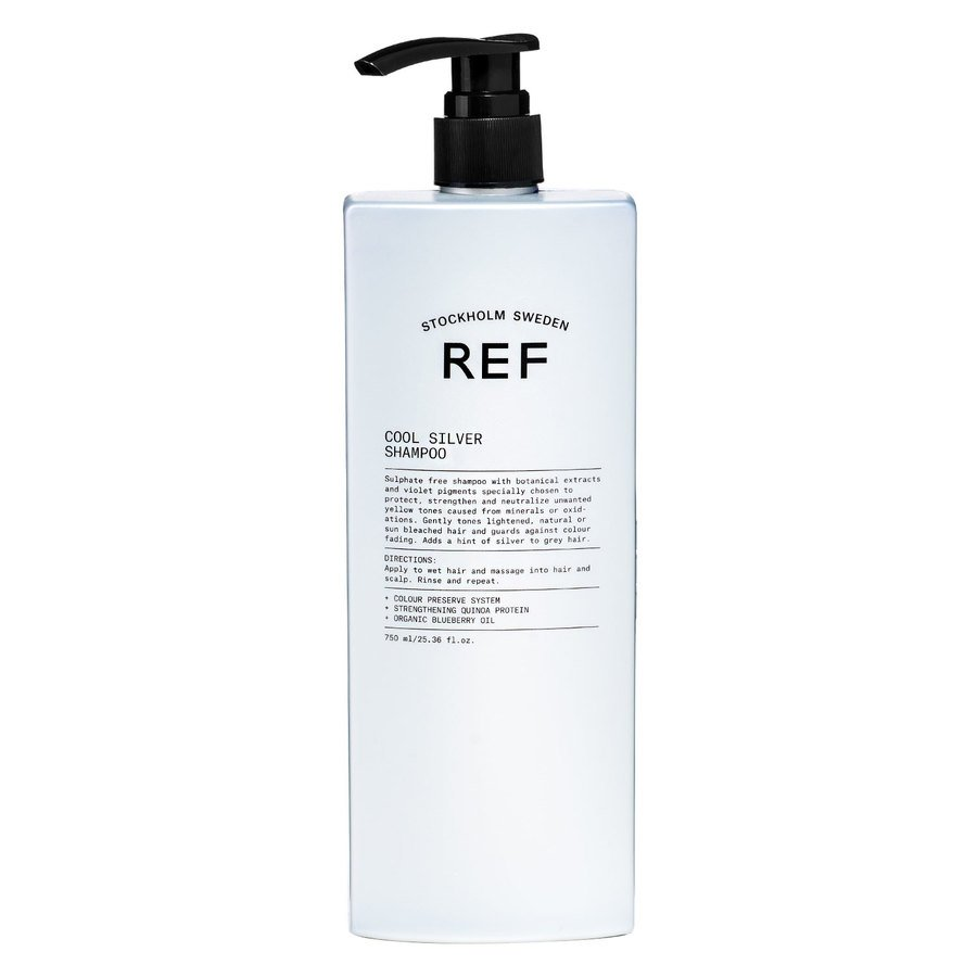 REF Cool Silver Shampoo 750 ml