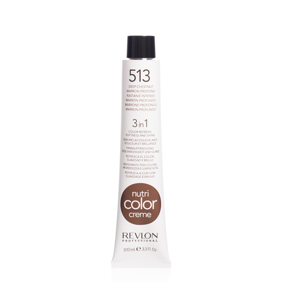 Revlon Professional Nutri Color Creme 100ml #513 Deep Chestnut