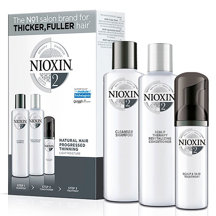 Nioxin System 2 Loyalty Kit