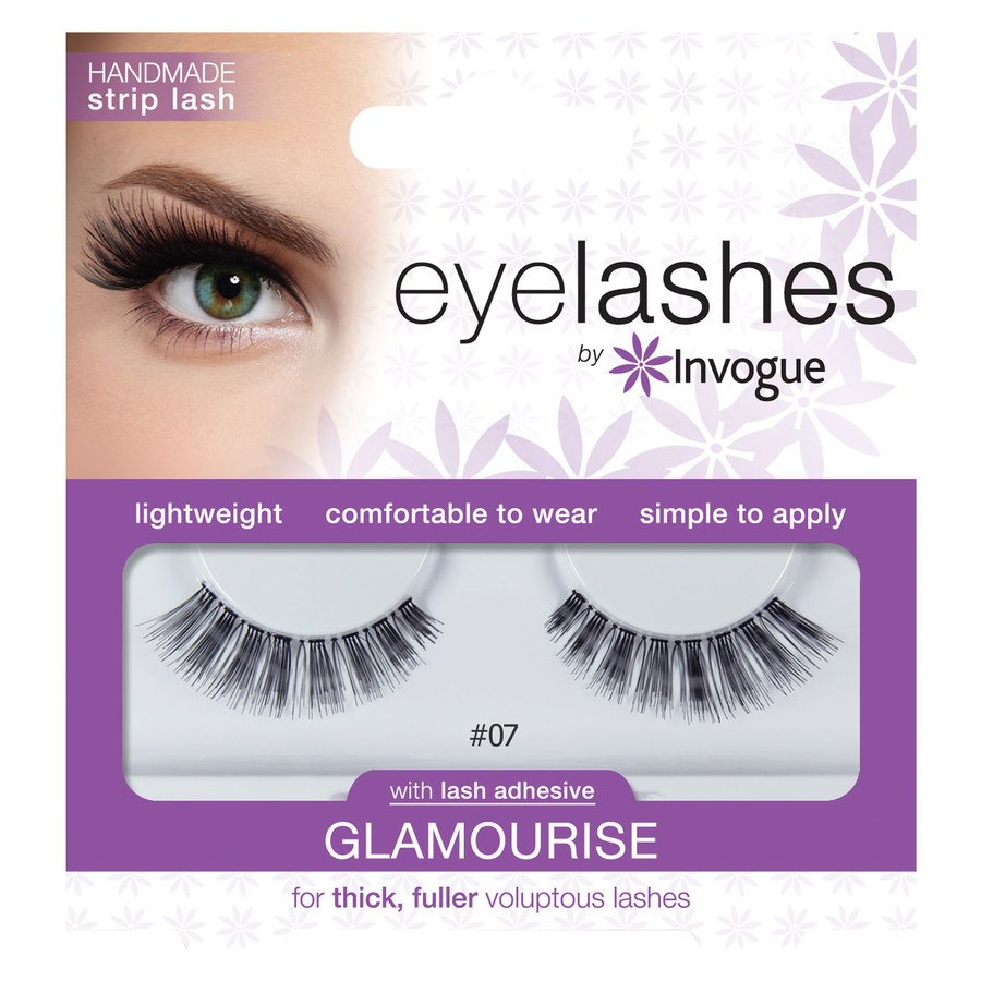 Invogue Eyelashes Glamourise #7