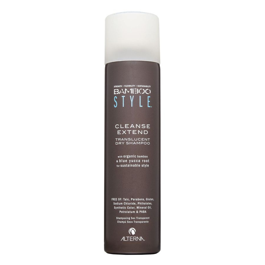 Alterna Bamboo Style Cleanse Extend Translucent Dry Shampoo 135ml