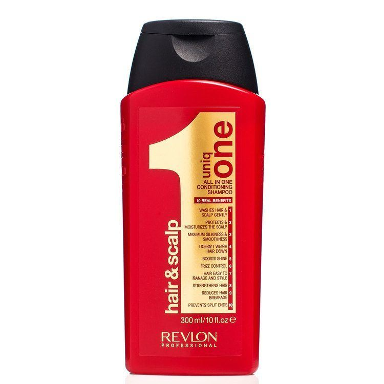Revlon Professional Uniq One Hair & Scalp Conditioning Shampoo 300ml