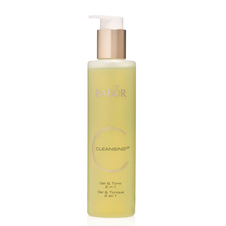 Babor Cleansing Gel Tonic 2 in 1 200ml