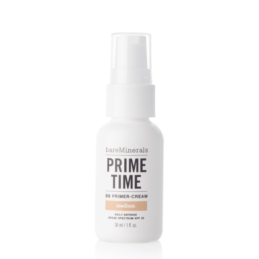 BareMinerals Prime Time  BB Primer Cream Daily Defense SPF 30 Medium 30ml