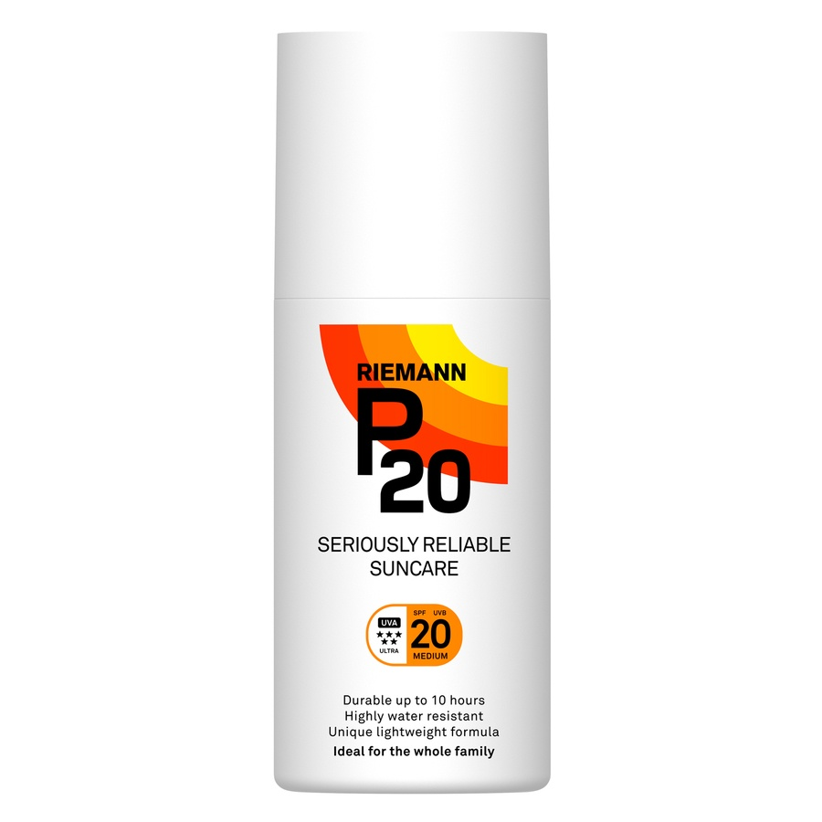 Riemann P20 Sun Protection Spray Faktor 20 200ml