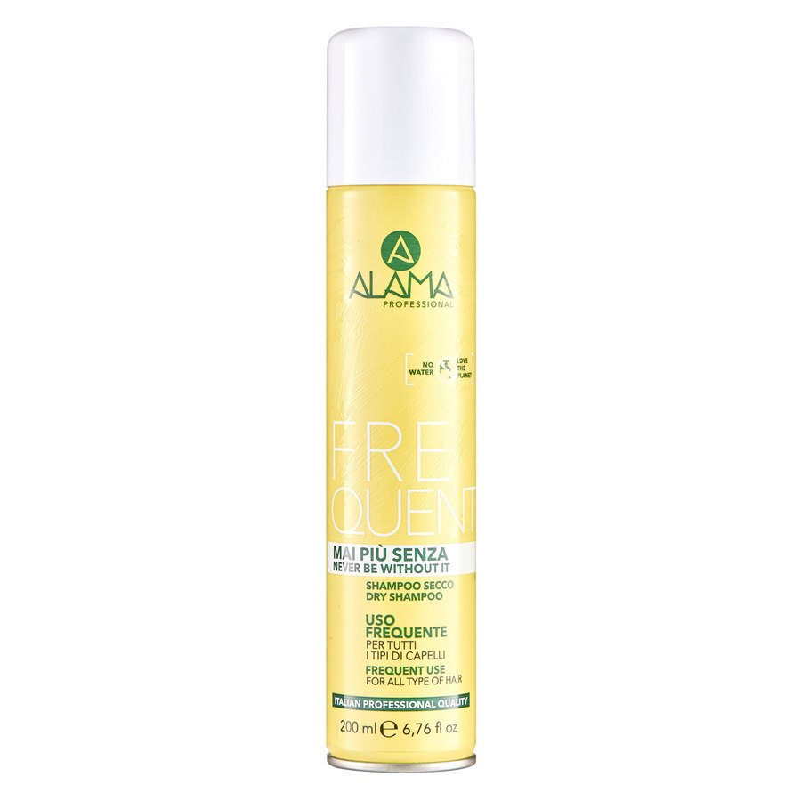 Alama Professional Frequent Use Dry Shampoo For All Types Of Hair 200ml