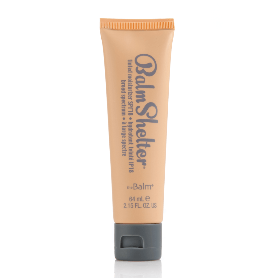 The Balm BalmShelter Tinted Moisturizer SPF 18 Medium 64ml