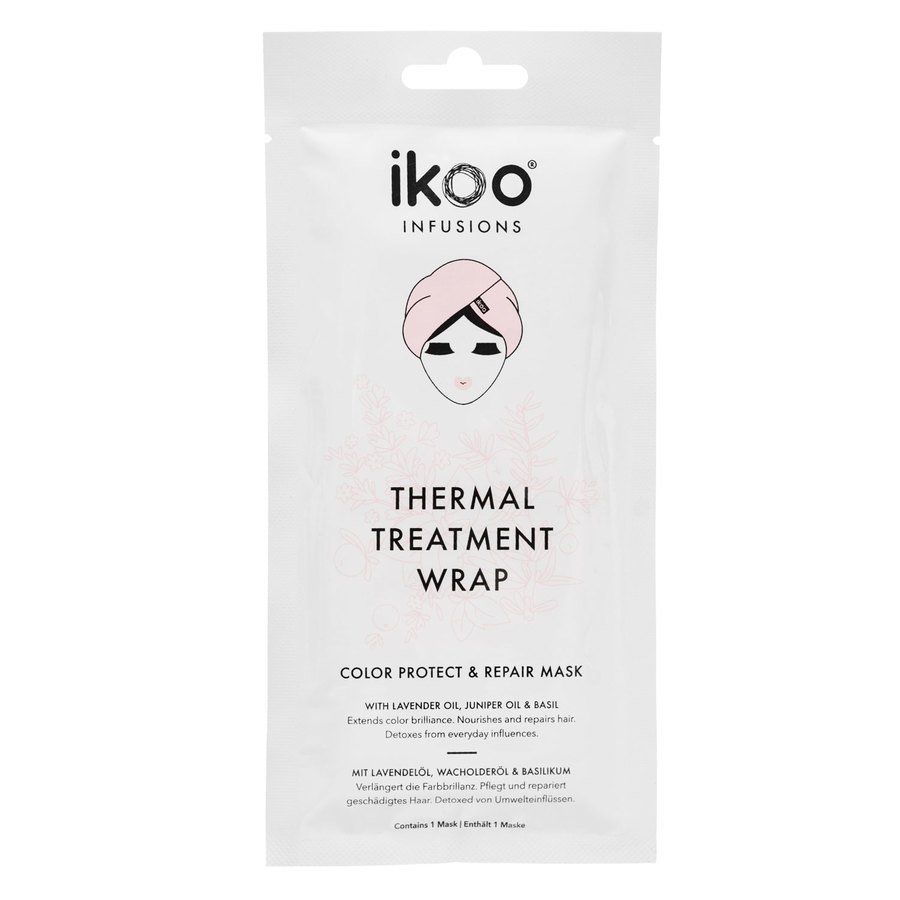 Ikoo Infusions Thermal Treatment Wrap Protect & Repair 35g