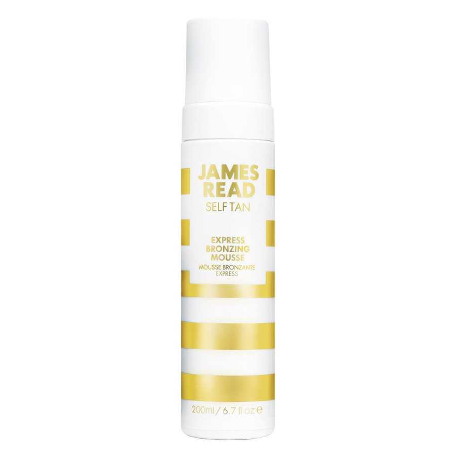 James Read Express Bronzing Face & Body Mousse 200ml