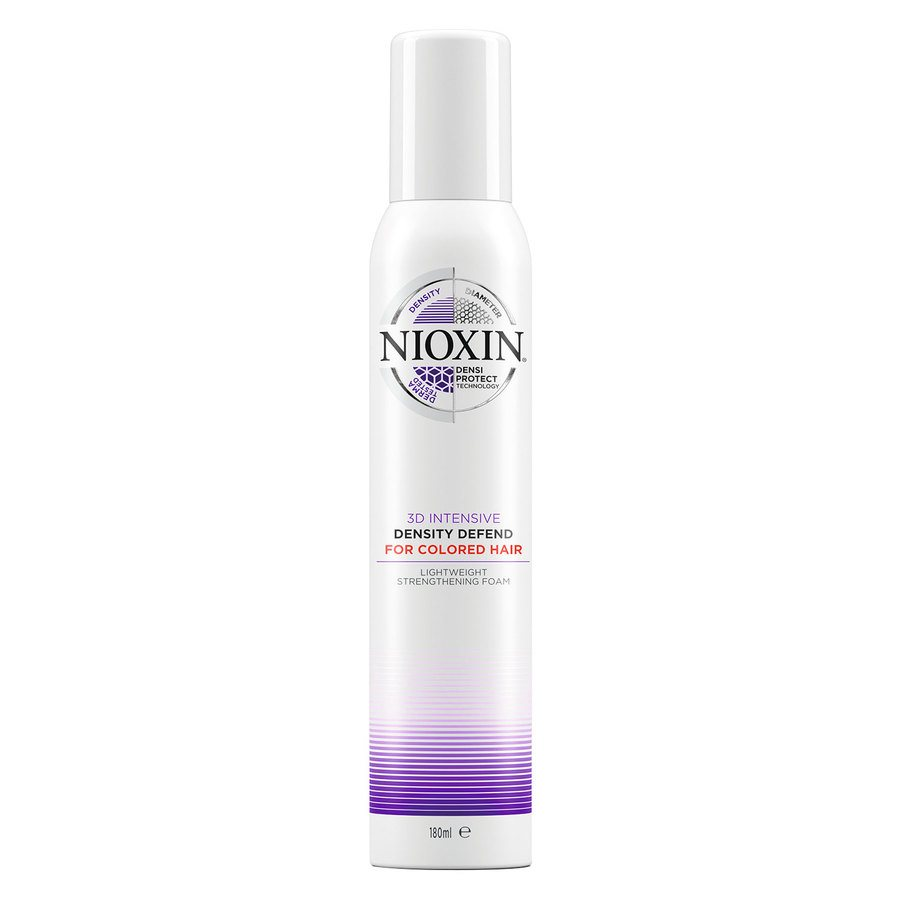 Nioxin 3D Intensive Density Defend For Colored Hair 180 ml