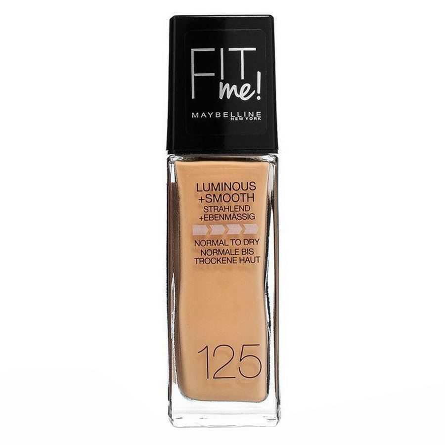 Maybelline Fit Me Liquid Foundation Nude Beige 125 30ml