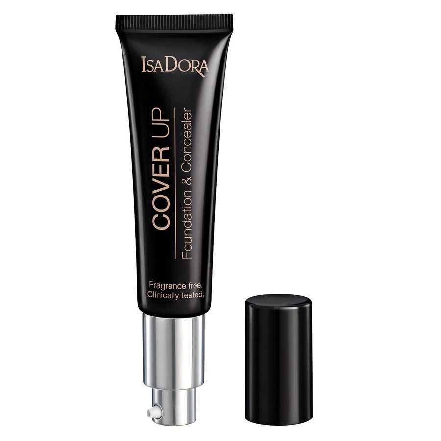 IsaDora Cover Up Foundation & Concealer 62 Nude Cover 35 ml