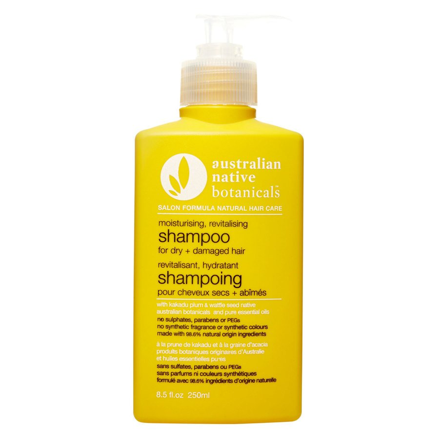 Australian Native Botanicals Shampoo Dry Hair 250ml