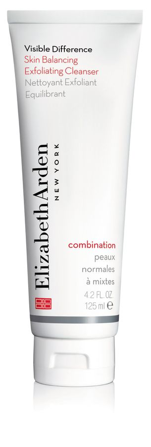 Elizabeth Arden Visible Difference Skin Balancing Exfoliating Cleanser 125ml