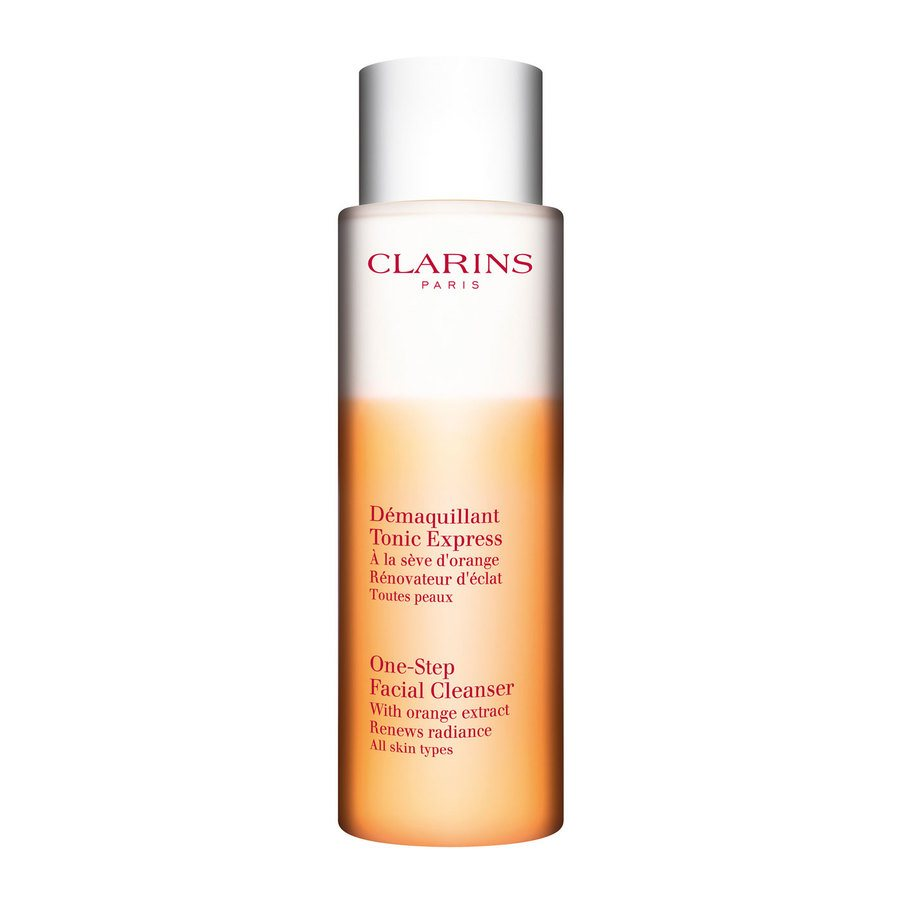 Clarins One-Step Facial Cleanser Bi-Phase All Skin Types 200 ml