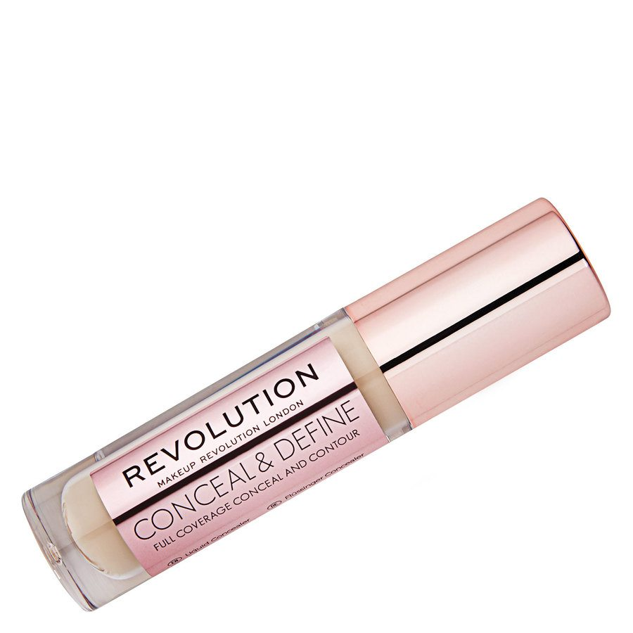 Makeup Revolution Conceal And Define Concealer C4