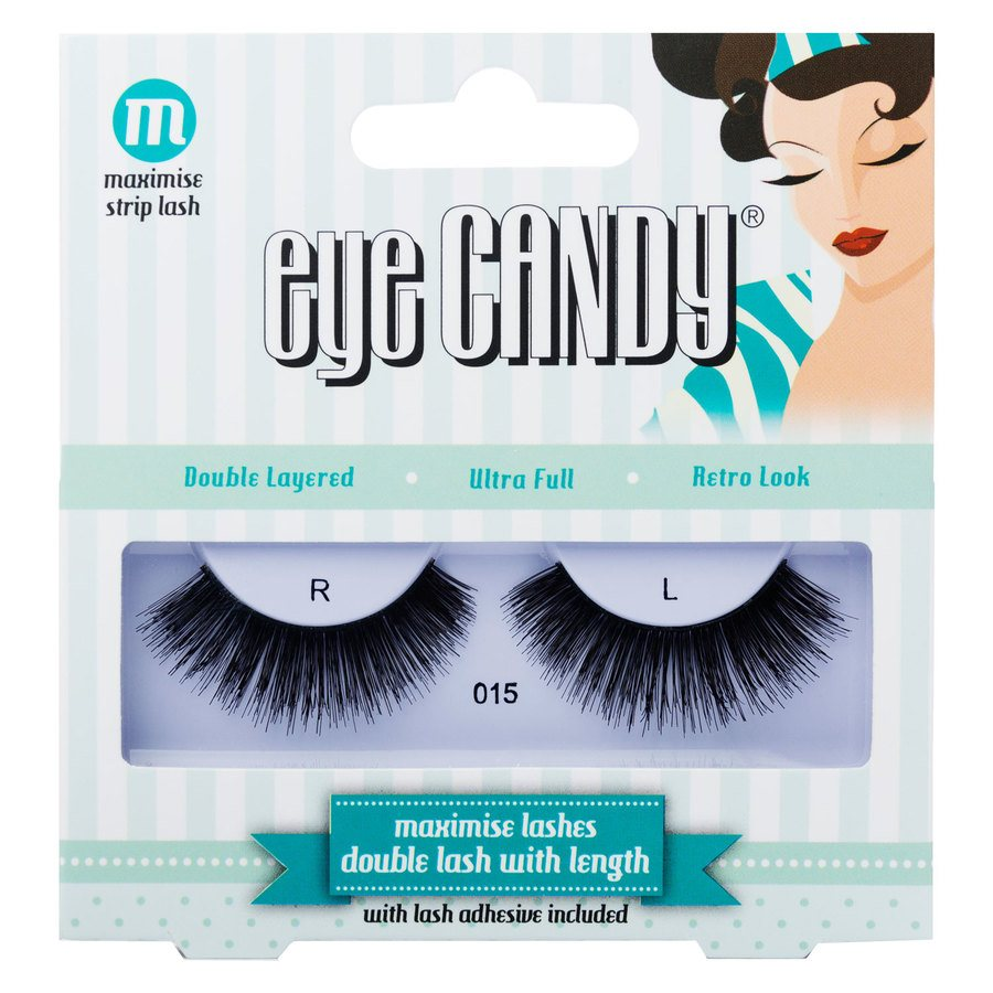 Eye Candy Maximise Strip Lash 015