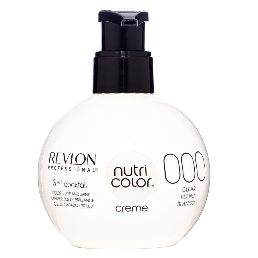 Revlon Professional Nutri Color Creme #000 White 270 ml