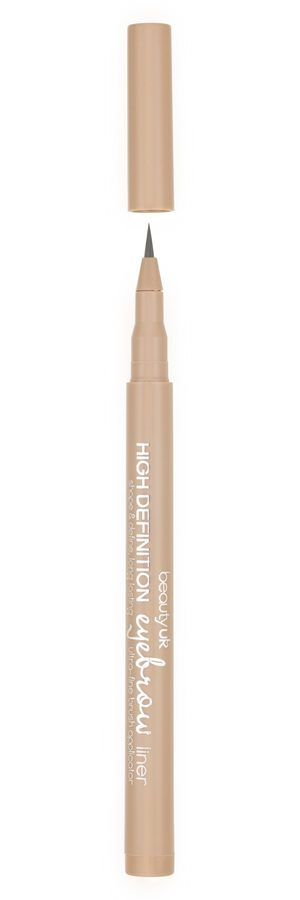 Beauty UK High Definition Eyebrow Liner No.1 Ash Brown