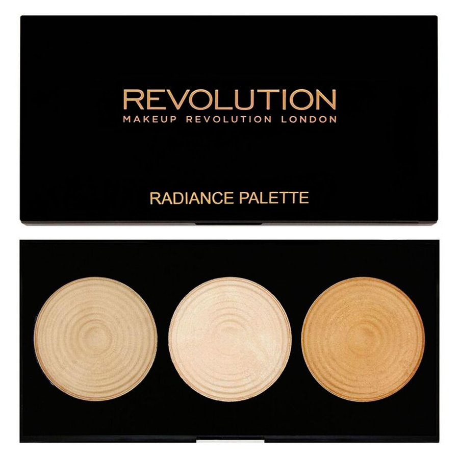 Makeup Revolution Highlighter Palette Radiance 15g