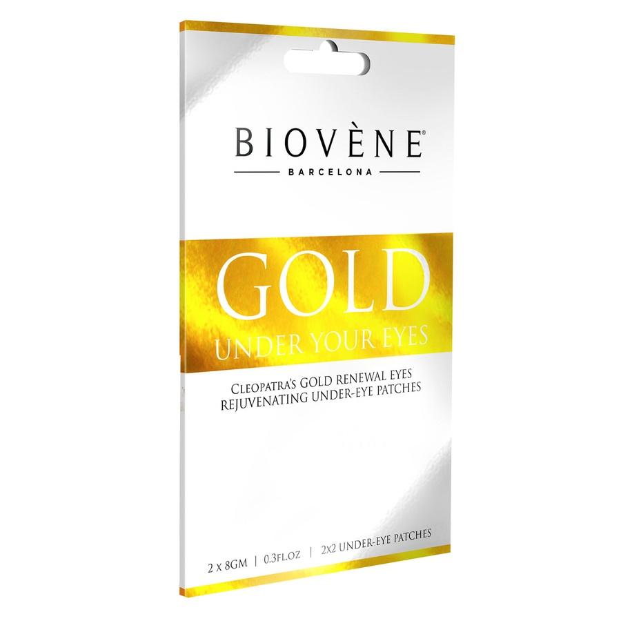 Biovène Cleopatra's Gold Renewal Under Eye Patches 10stk