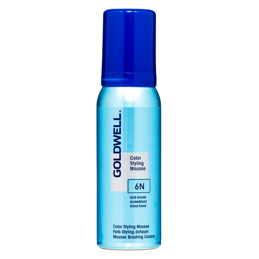 Goldwell Color Styling Mousse 6N Dark Blonde 75ml