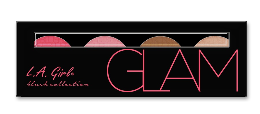 L.A. Girl Blush Collection Glam GBL574