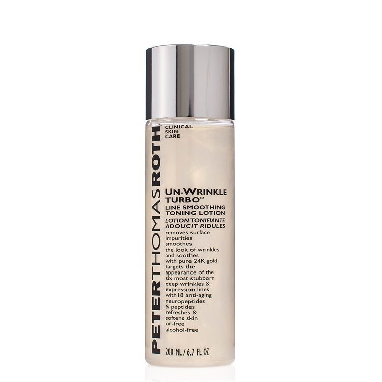 Peter Thomas Roth Un-Wrinkle Turbo Line Smoothing Toning Lotion 200ml