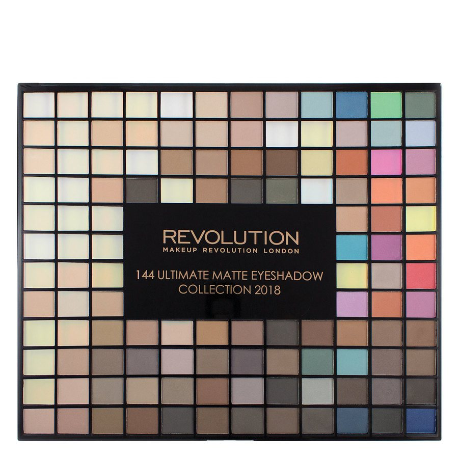 Makeup Revolution Ultimate 144 Eyeshadow Palette Matte
