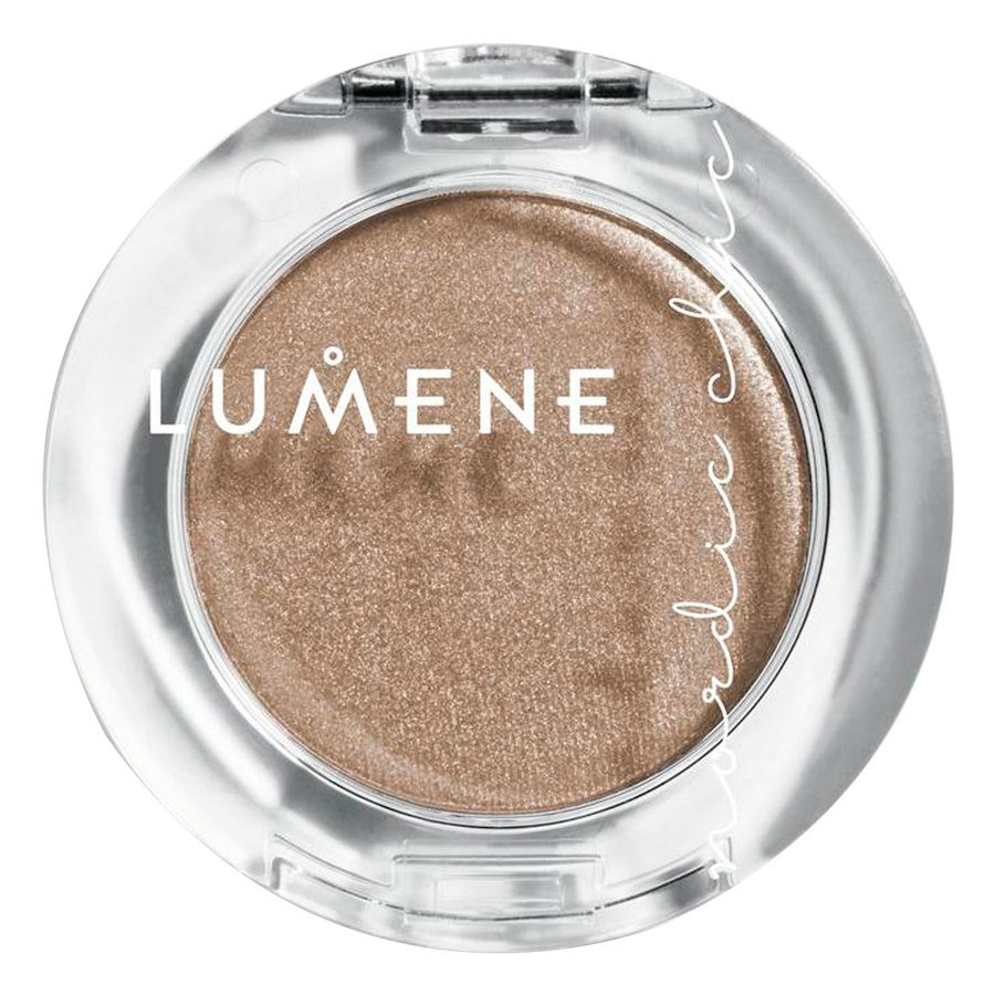 Lumene Nordic Chic Pure Color Eyeshadow 2 Glowing Sand 2,5g