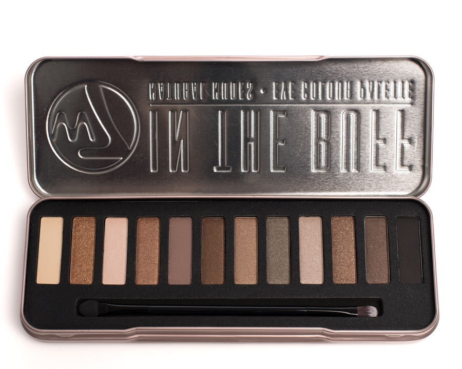W7 Cosmetics Color Me Buff Eye Colour Palette