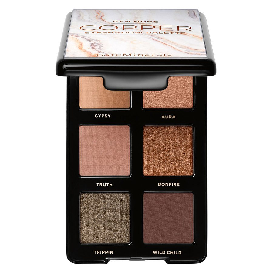 BareMinerals Gen Nude Eyeshadow Palettes Medium To Tan 1,19 g