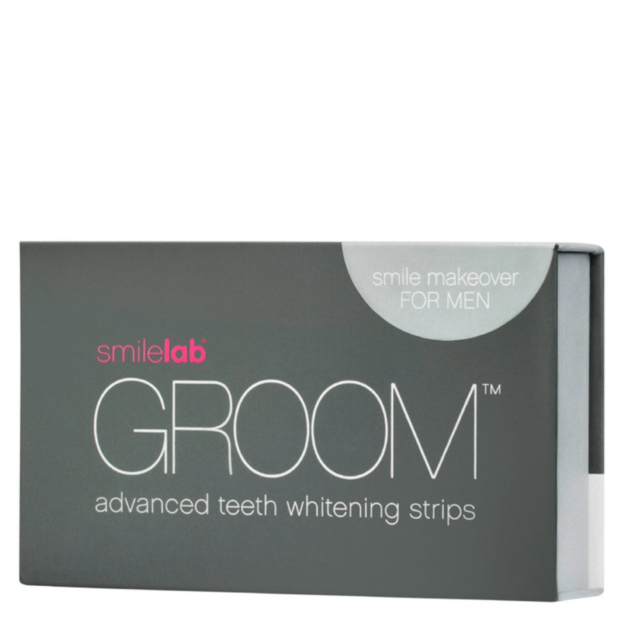 Smilelab Groom Advanced Teeth Whitening Strips 10x2stk
