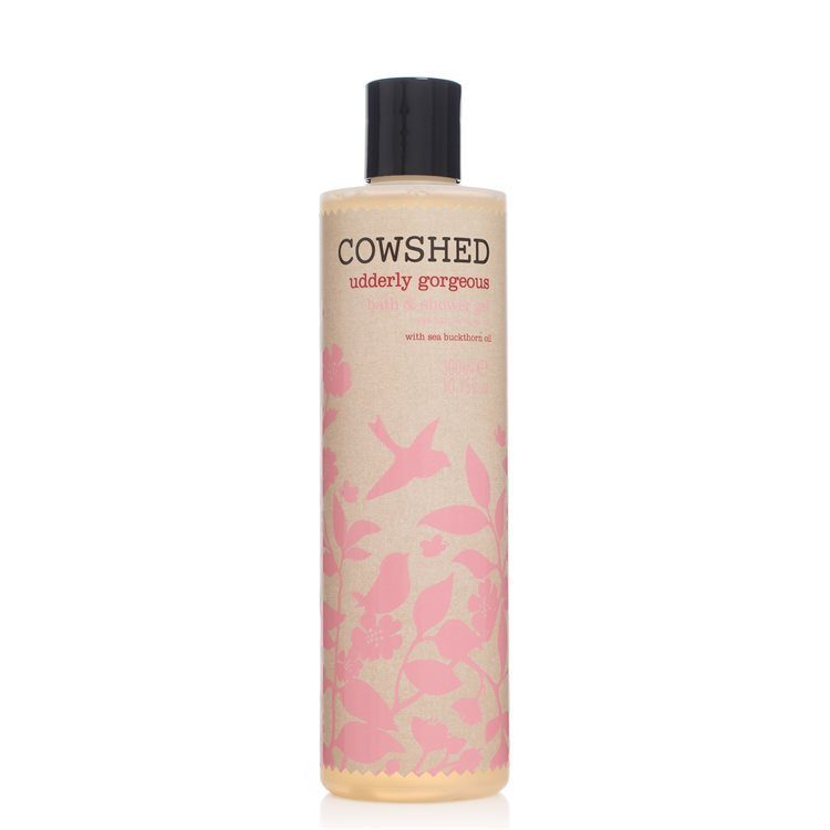 Cowshed Udderly Gorgeous Bath And Shower Gel 300ml