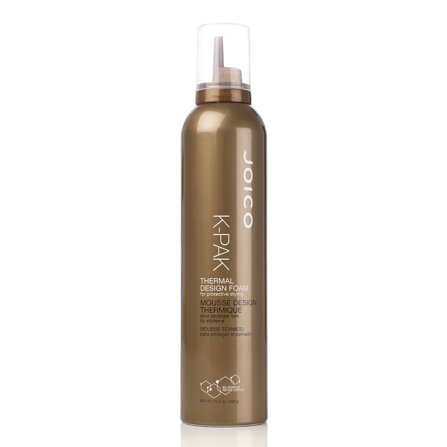 Joico K-Pak Thermal Design Foam For Protective Styling 300ml