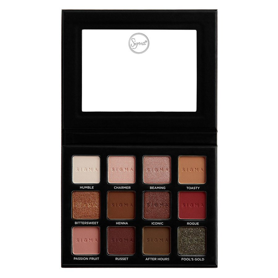 Sigma Warm Neutrals Volume 2 Eyeshadow Palette 13,23g