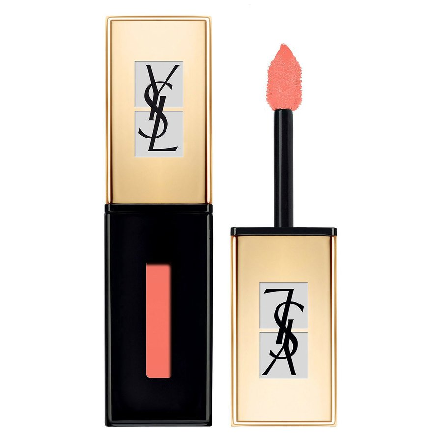 Yves Saint Laurent Vernis à Lèvres Glossy Stain Pop Water Lipstick #208 Wet Nude