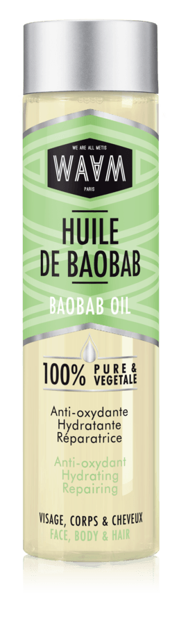 WAAM Cosmetics BaoBab Oil 100ml