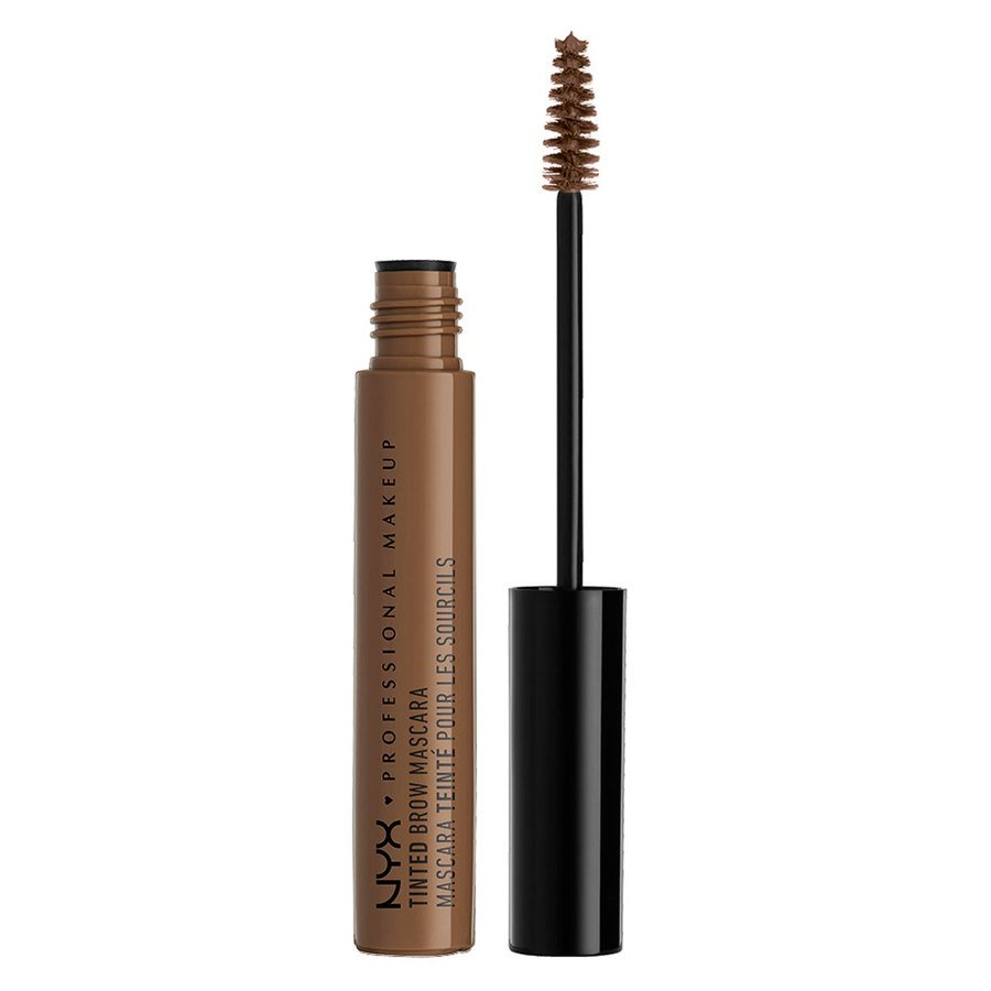 NYX Prof. Makeup Tinted Brow Mascara Chocolate TBM02