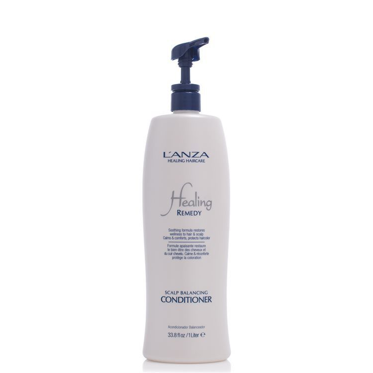 Lanza Healing Remedy Scalp Balancing Balsam 1000 ml