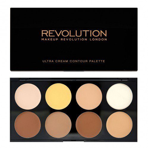 Makeup Revolution Ultra Cream Contour Palette 13g