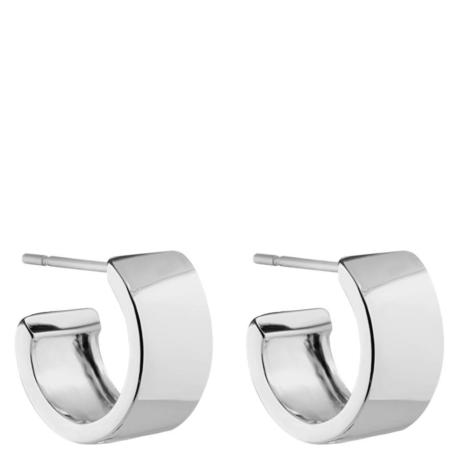 Snö of Sweden Carrie Small Earring Plain Silver