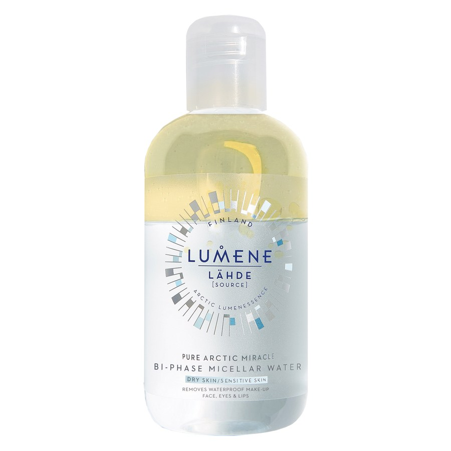 Lumene Lähde Pure Arctic Miracle Bi-Phase Micellar Water 50ml