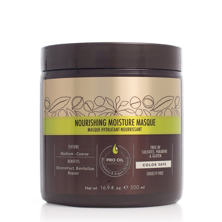 Macadamia Professional Nourishing Masque 500 ml