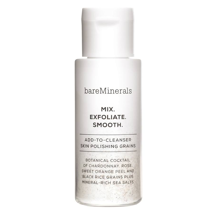 BareMinerals Mix. Exfoliate. Smooth. Add-To-Cleanser Skin Polishing Grains