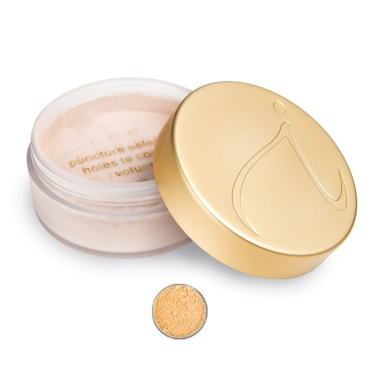 Jane Iredale Amazing Base Loose Mineral Powder SPF 20 Warm Silk 10,5g